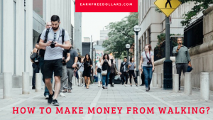 get paid to walk apps