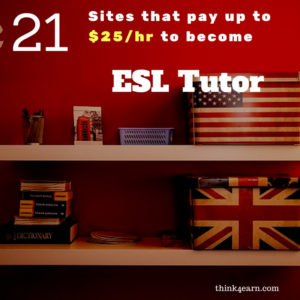 ESL teaching jobs